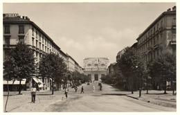 MILANO - VIA VITTORIO PISANI E LA STAZIONE CENTRALE - 2- NON VIAGGIATA - Milano (Milan)