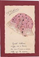 VIVE LA SAINTE CATHERINE BONNET EN DENTELLE - Firstnames