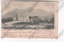 Rare CPA BRESIL : Palais Dom Pedro's Bei Rio De Janeiro - Rio De Janeiro