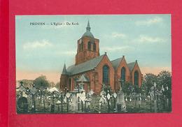 C.P. Proven = De  Kerk - Poperinge