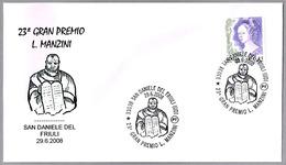MOISES - TABLAS DE LA LEY - TABLES OF THE LAW - MOSES. San Daniele Del Friuli, Udine, 2008 - Cristianismo