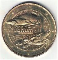 Arthus Bertrand 35.Saint Malo - Grand Aquarium Requin Et Tortue 2009 - Arthus Bertrand