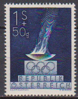Österreich 1947 Nr.854 ** Postfr. Olympische Spiele, London ( A336) Günstige Versandkosten - 1945-60 Unused Stamps