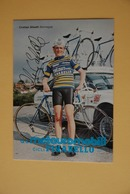CYCLISME: CYCLISTE : CRISTIAN SILSETH - Cyclisme