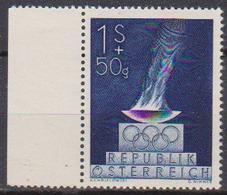 Österreich 1947 Nr.854 ** Postfr. Olympische Spiele, London ( A337) Günstige Versandkosten - 1945-60 Unused Stamps