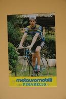 CYCLISME: CYCLISTE : MARCO GROPPO - Cyclisme