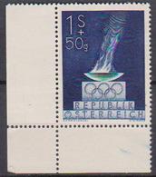 Österreich 1947 Nr.854 ** Postfr. Olympische Spiele, London ( A339) Günstige Versandkosten - 1945-60 Unused Stamps