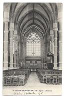 Cpa 44 Saint-Julien-de-Vouvantes - Eglise - L'intérieur - Saint Julien De Vouvantes