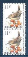 BELGIE * Buzin * Nr 2449 * Postfris Xx * DOF WIT PAPIER - 1985-.. Oiseaux (Buzin)