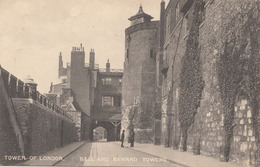 LONDON BELL AND BYWARD TOWERS, Karte Gel.1910 - Sonstige