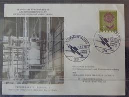 1965 - COVER - OLDENBURG, GERMANY - SYMPOSIUM EUROPARAKETE - Collezioni