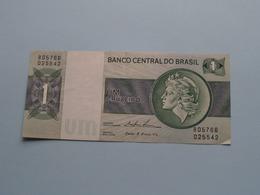 UM 1 CRUZEIROS > BRASIL ( For Grade, Please See Photo ) ! - Brazil