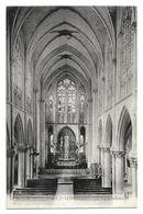 Cpa 49 La Salle-de-Vihiers - La Communauté - Intérieur De La Chapelle - France