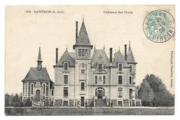 Cpa 44 Sautron - Château Des Croix - Autres Communes