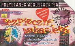POLONIA. Woodstock '96. 25U. 142. (126) - Polonia