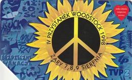 POLONIA. Woodstock '98. 25U. 570. (127) - Polonia
