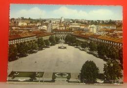 ASTI Piazza Vittorio Alfieri CARTOLINA CARTOLINA Viaggiata - Asti