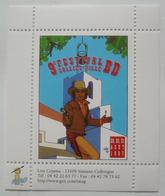 TIMBRE BLUEBERRY – JEAN GIRAUD – FESTIVAL BD SOLLIÈS-VILLE 1997 - Autres