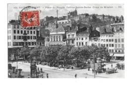 Saint-Etienne (Loire) Place Du Peuple - Saint Etienne