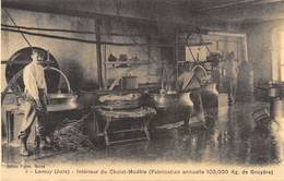 LEMUY - Intérieur Du Chalet-Modèle - Fromagerie - Cecodi N'1067 - Otros Municipios