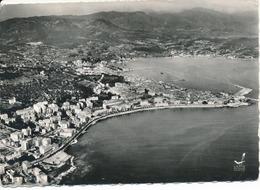 AJACCIO (20.Corse) En Avion Au-dessus De... (Vue Générale LAPIE) - Ajaccio