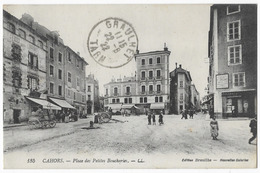 Cahors Place Des Petites Boucheries - Cahors