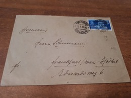 Old Letter - Italia - Italy