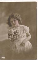 CPA - Thèmes -  Portrait De Fille - Enfant - Fillette - Portraits