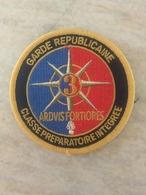 Écusson Gendarmerie Classe Préparatoire Intégrée Garde Républicaine - Police & Gendarmerie