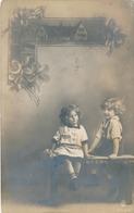 CPA - Thèmes -  Portrait De Filles - Enfants - Fillettes - Portraits