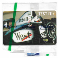 Spain - Telefónica - West Tobacco Formula 1 - CP-175 - 12.1999, 32.000ex, NSB - España