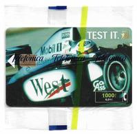 Spain - Telefónica - West Tobacco Formula 1 - CP-193 - 11.2000, 11.300ex, NSB - España