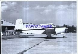 119075 AVIATION AVIACION J A 3119 AIRPORT PHOTO NO POSTAL POSTCARD - Aviation
