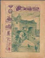 Couverture Cahier Série Agriculture Le Blé C Charier Editeur à Saumur - Protège-cahiers
