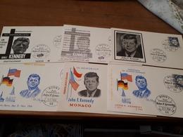 Old Letter - United States, USA, John F. Kennedy - Etats-Unis