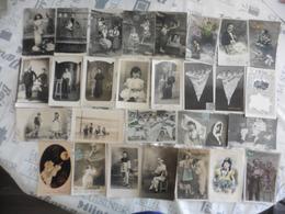 LOT DE 250  CARTES POSTALES  CPA  CPM  DIVERSES  ( DROUILLES) - Cartes Postales