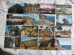 LOT DE 78 CARTES POSTALES  NEUVES     DE  LA  REUNION - 5 - 99 Cartes