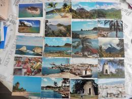 LOT DE 64CARTES POSTALES  NEUVES     DE  LA   GUADELOUPE - 5 - 99 Cartes