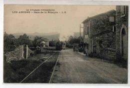 Les ASSIONS Gare - France