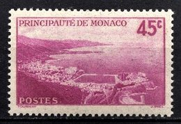MONACO 1938 /1941 -  Y.T.  N° 173 -  NEUF** /2 - Monaco