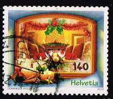 Schweiz 2014, Michel# 2368 O Christmas: Advent Wreath - Gebruikt