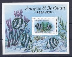 190031905  ANTIGUA Y BARBUDA   YVERT    HB  Nº  123  **/MNH - Antigua Y Barbuda (1981-...)