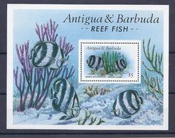 190031909  ANTIGUA Y BARBUDA   YVERT    HB  Nº  123  **/MNH - Antigua Y Barbuda (1981-...)