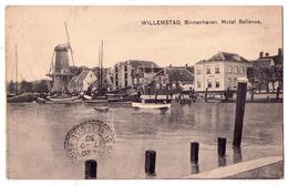 5428 - Willemstad ( Pays-Bas ) - Binnenhaven - Hotel Bellevue - - Autres