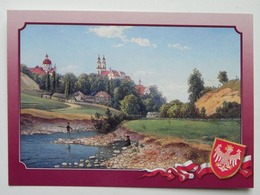 Wilno Vilnus  1870 Years / J Marszewski Painting / Museum National Warsaw - Musées