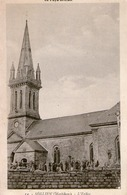 56-seglien-l Eglise - Autres Communes