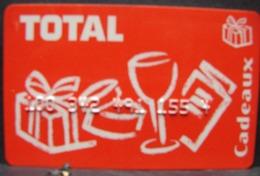 TéCa. 6. Cadeaux Total - Cartes De Fidélité Et Cadeau