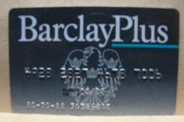 TéCa. 9. Carte BarclayPlus - Télécartes