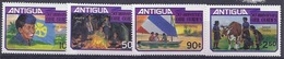 190031912  ANTIGUA   YVERT    Nº  633/6  **/MNH - Antigua Y Barbuda (1981-...)