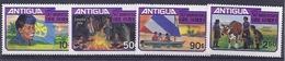 190031913  ANTIGUA   YVERT    Nº  633/6  **/MNH - Antigua Y Barbuda (1981-...)
